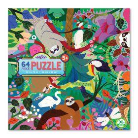 64 Pc Puzzle - Sloth at Play