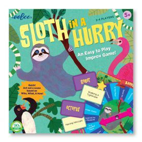 Board Game - Sloth in a Hurry