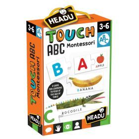 Montessori Touch ABC