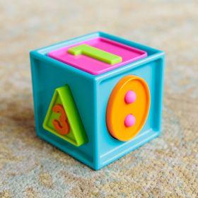 Fat Brain - Smarty Cube 1-2-3