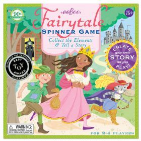 Spinner Game Fairytale