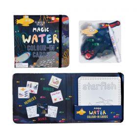Magic Water Colouring - Deep Sea