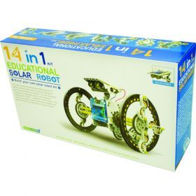 CIC - 14 in 1 Educational Solar Robot