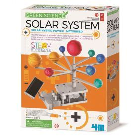 4M - Green Science - Solar System Toys