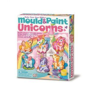 4M - Mould & Paint - Unicorn