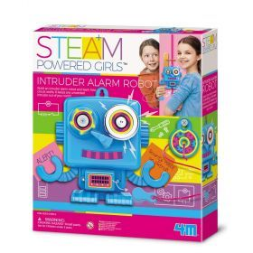 4M - STEAM Powered Kids - Intruder Alarm Robot