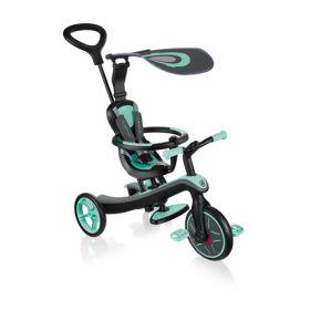 Globber Explorer Trike 4 in 1 - Mint