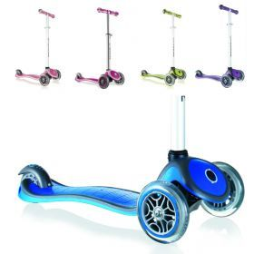 Globber My Free Up 3 wheel - All Colours