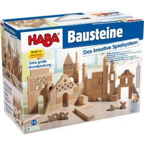 HABA - Building Blocks XL Starter Set
