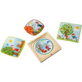HABA - Layer Puzzle My Seasons