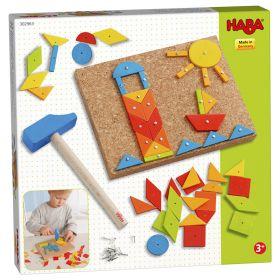 HABA - Tack Zap Geometric