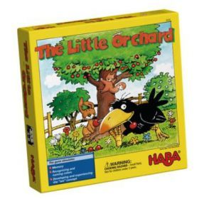 HABA - The Little Orchard Game