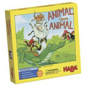 HABA - Animal Upon Animal Game