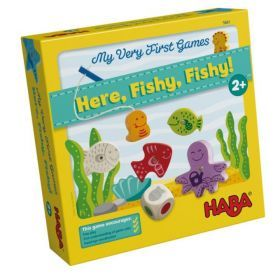 HABA - My First Games Here Fishy Fishy!