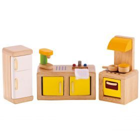 Hape Modern Kitchen - All Seasons Dollhouse