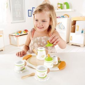 Hape Tea for Two 12 Pieces