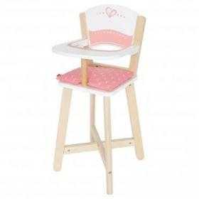 Hape Baby Doll High Chair