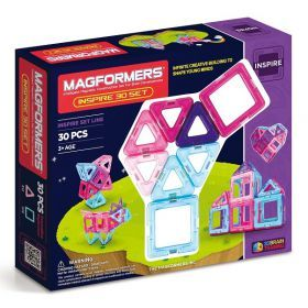 Genuine MAGFORMERS - Inspire Set 30