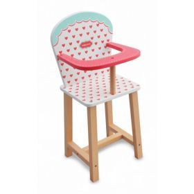 Hearts High Chair by Indigo Jamm