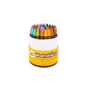 Washable Crayons -48 Colors