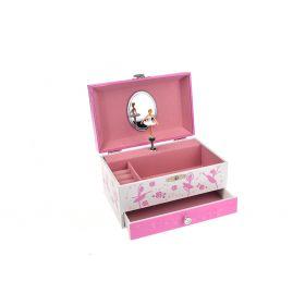 Ulyana Ballerina Heirloon Music Box