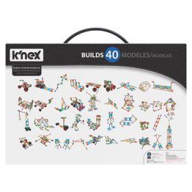 knex - Beginner 40 Model Building Set