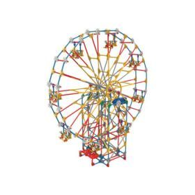 KNex 3 N 1 Amusement Park