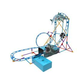 knex - Tabletop Thrills Shark Attack Coaster