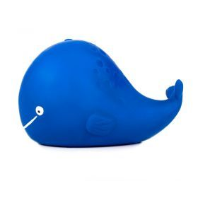 caaOcho Kala the Whale | Natural rubber bath toy