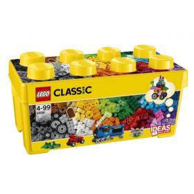 10696 LEGO Classic Medium Creative Brick Box - box-image