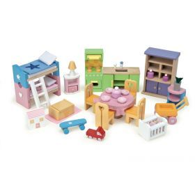Le Toy Van Dollshouse Starter Furniture Pack