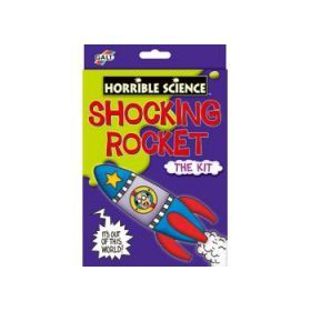 Horrible Science – Shocking Rocket
