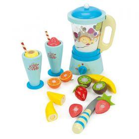 Le Toy Van Honeybake Blender & Smoothie Fruits