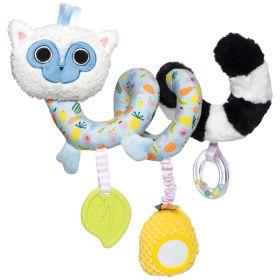 Spiral Animal Lemur Activity Toy