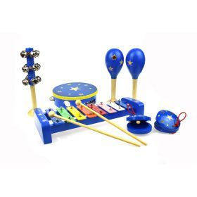 7 Pcs Star Musical Set