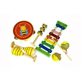 Bee 7Pcs Musical Set