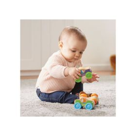 Melissa and Doug - First Play - Animal Stacking Cars