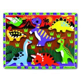Chunky Puzzle - Dinosaurs