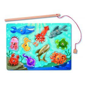 Melissa and Doug Magnetic Fishing Game