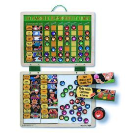 Melissa and Doug Magnetic Star Chart - Responsibility