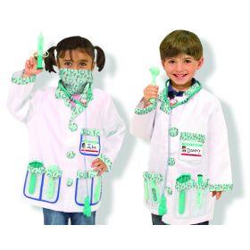 Melissa and Doug Doctor Role Play Costume Set