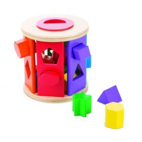 Melissa and Doug - Shape Sorting Drum