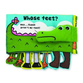 Melissa and Doug - Whose Feet?