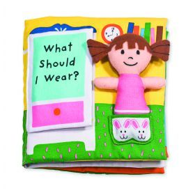 Melissa and Doug - What Should I Wear?