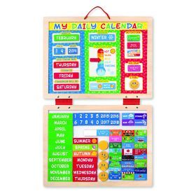 Melissa and Doug My Daily Magnetic Calendar