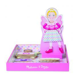 Melissa and Doug Tutus & Wings Magnetic Dress-Up