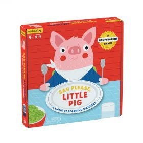 Board Game - Say Please Pig
