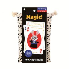 Mudpuppy Playing Cards - Magic Tricks