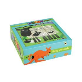 Block Puzzle Baby Animals