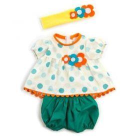 Miniland Clothing Light blouse set, 38-42 cm